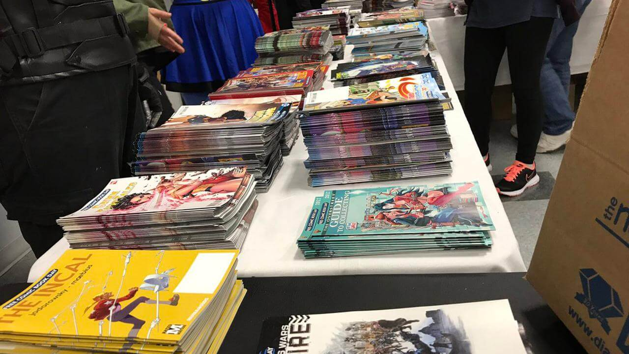 5 Comics to Pick Up on Free Comic Book Day