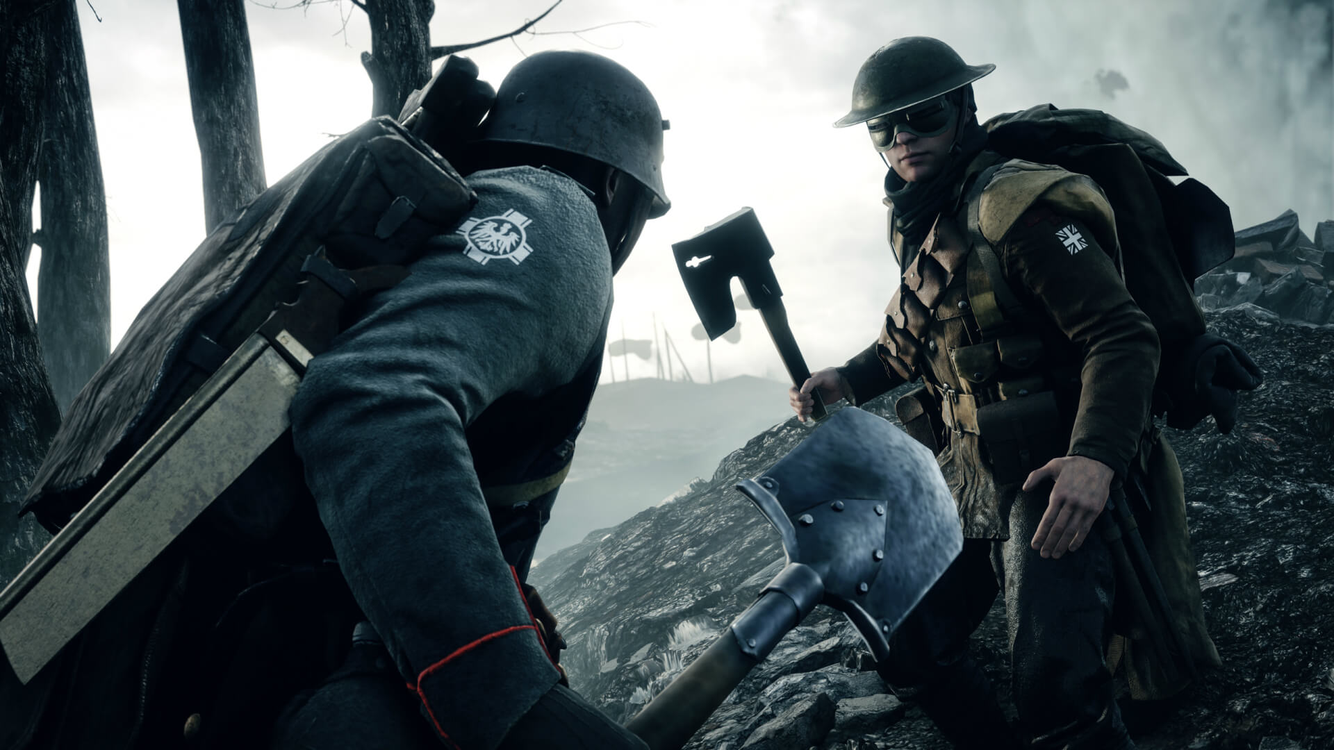 DICE will reveal Battlefield V next week