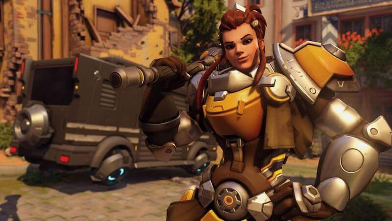 Overwatch League Brigitte