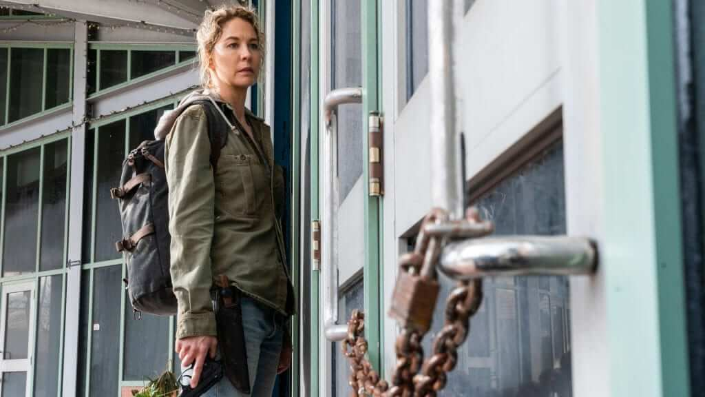 Fear the Walking Dead : Just In Case Review