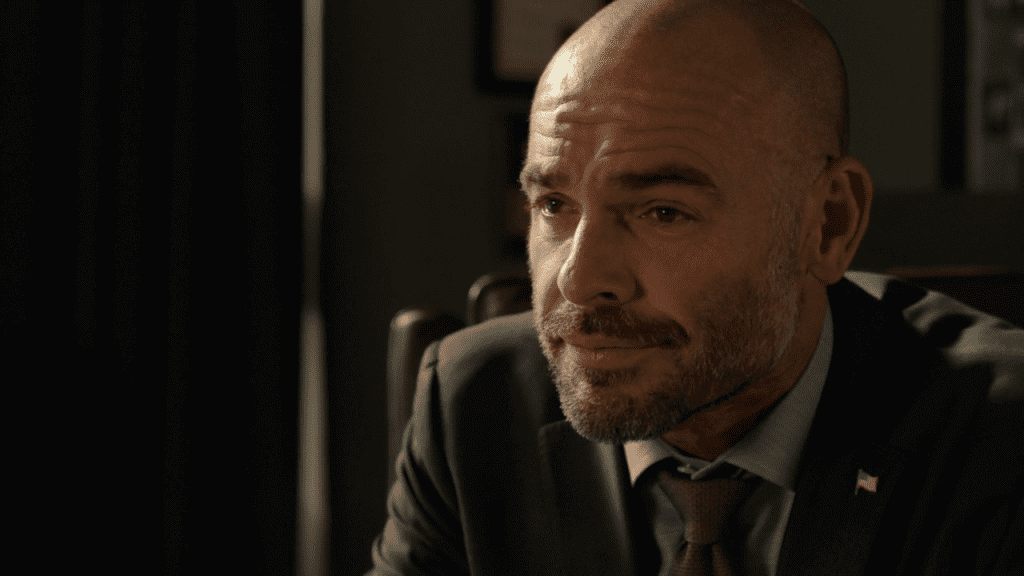 The Orignal Cast of Arrow Dwindles Even More as Paul Blackthorne Exits
