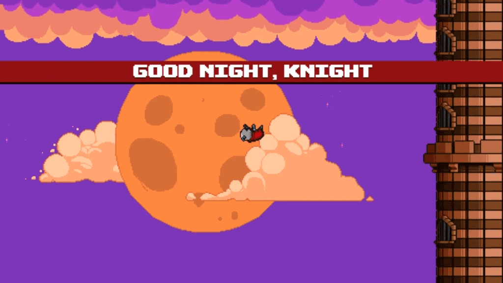 Good Night, Knight Closed Pre-Alpha Launches May 30th (Patreon Only)