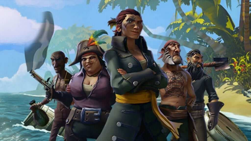 Sea of Thieves Releases First Major Update The Hungering Deep