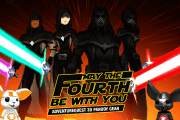 Adventure Quest 3D Celebrates May The 4th