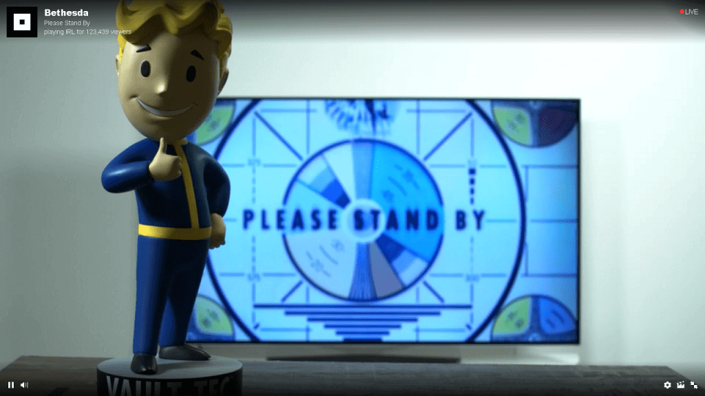 Bethesda Teasing New Fallout Content