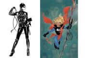 DC Comics to Update Catwoman and Supergirl Costumes