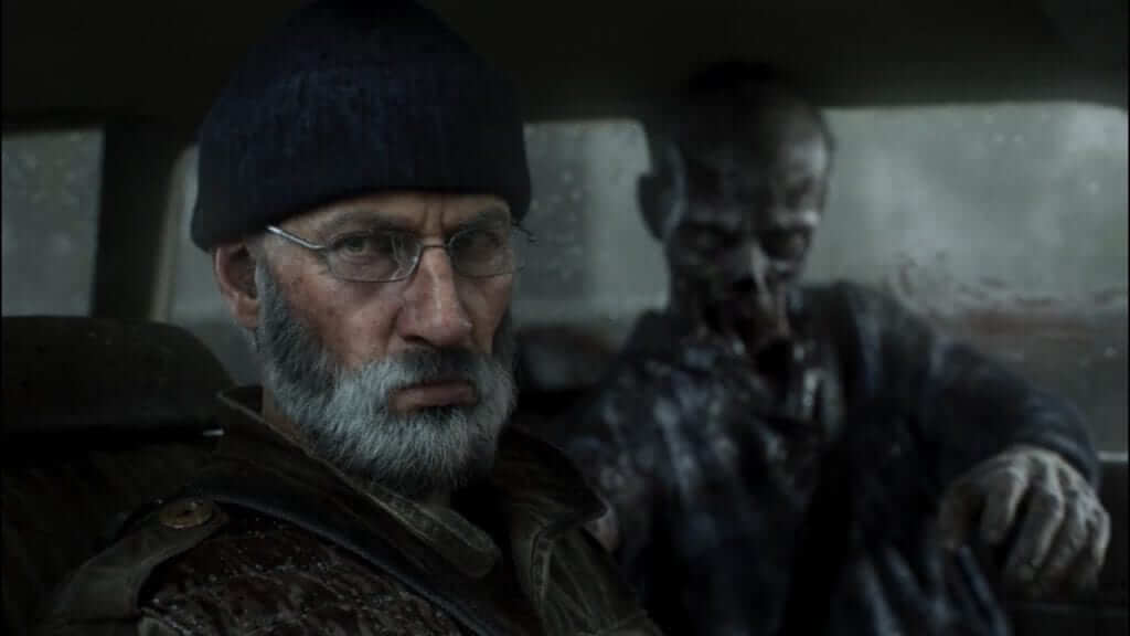 Grant Brings Dark Humor to Overkill's The Walking Dead in the Latest Trailer