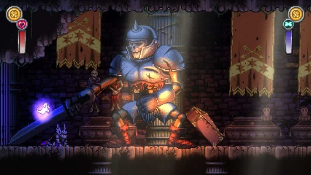 Catch a Glimpse of Battle Princess Madelyn Gameplay!