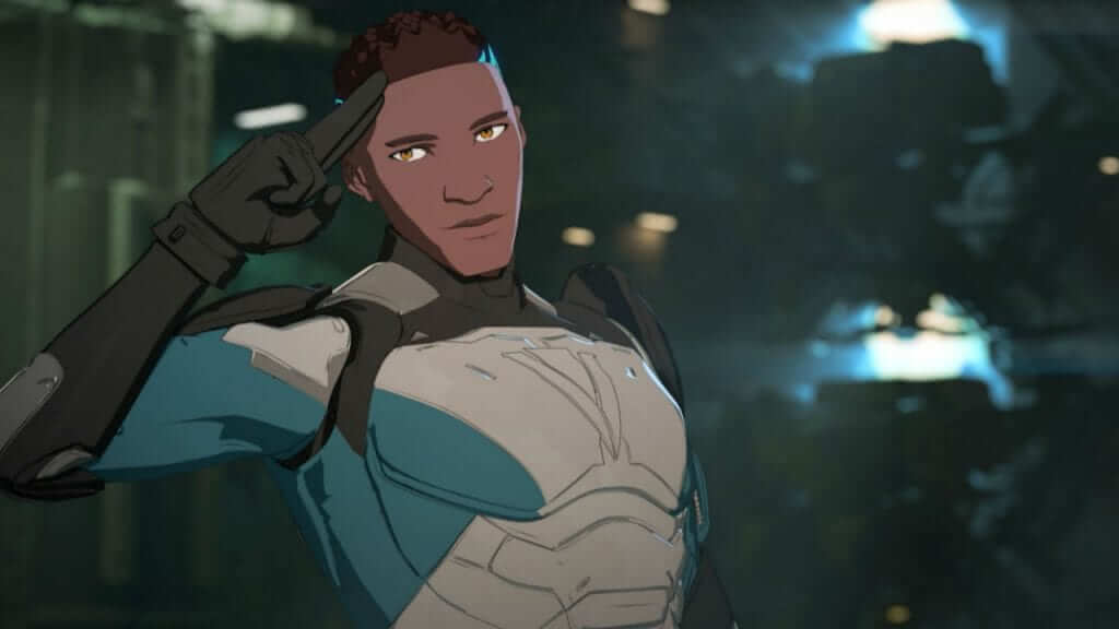 Michael B. Jordan to Voice a Lead Character in Rooster Teeth's gen:Lock