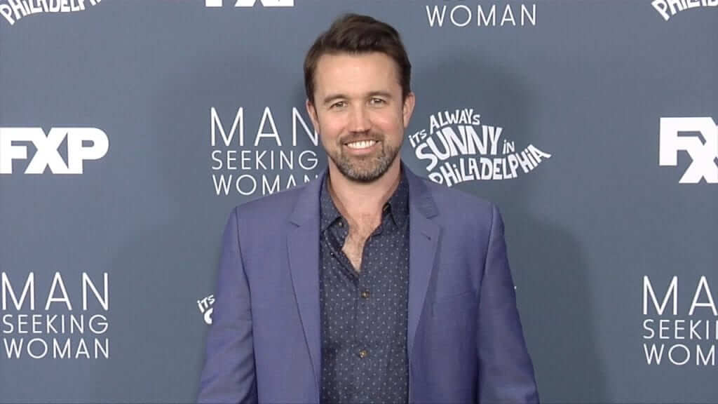 Rooster Teeth Teams Up With Rob McElhenney For an Animated Series