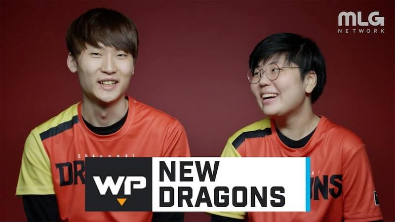 Overwatch League Dragons