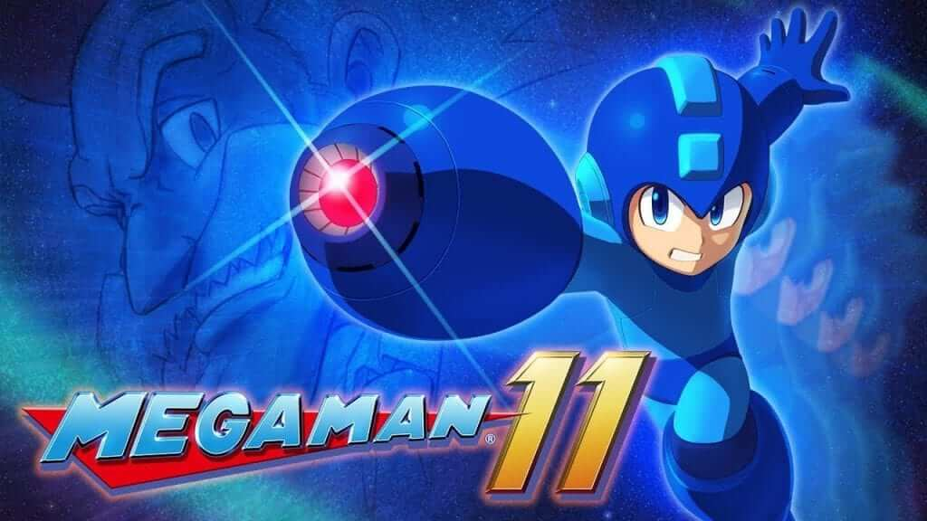Mega Man 11 Shows Off Double Gear System Ahead of October Release