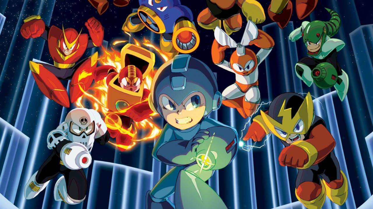 Mega Man Heavy Metal Tribute Album Now Available