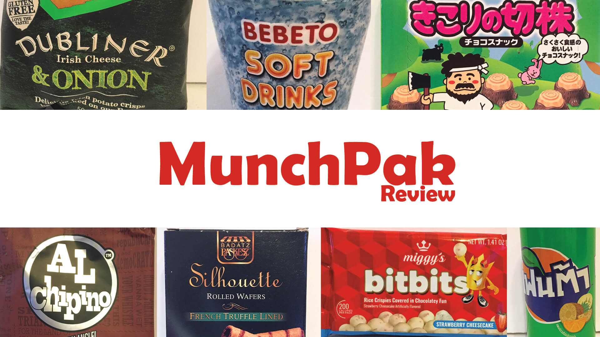 MunchPak:  Snacks from Poland, Ireland, Japan & More - Review