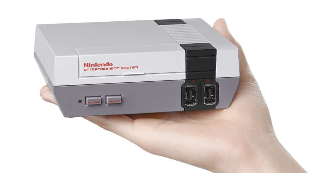 Nintendo is Throwing the NES Classic Another Comeback Tour