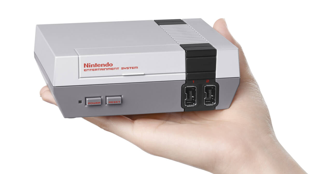NES Classic Edition returning to stores in June