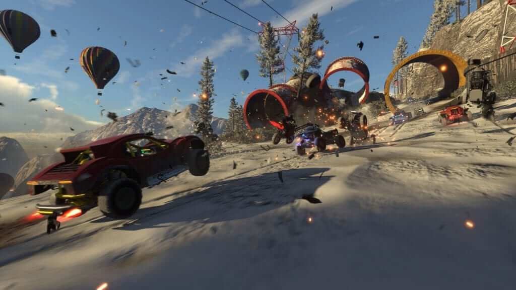 Overwatch Styled Racer OnRush Beta Opens Next Week