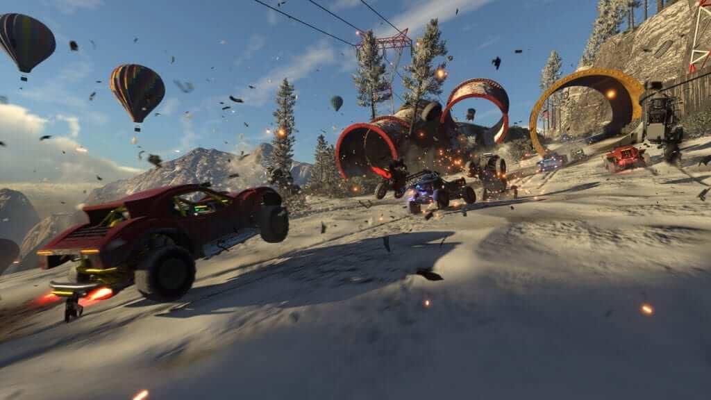 Overwatch Styled Racer OnRush Beta Opens Next Week