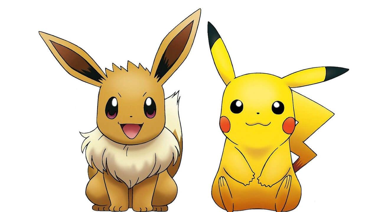 Pokemon Let's Go Pikachu & Eevee Revealed