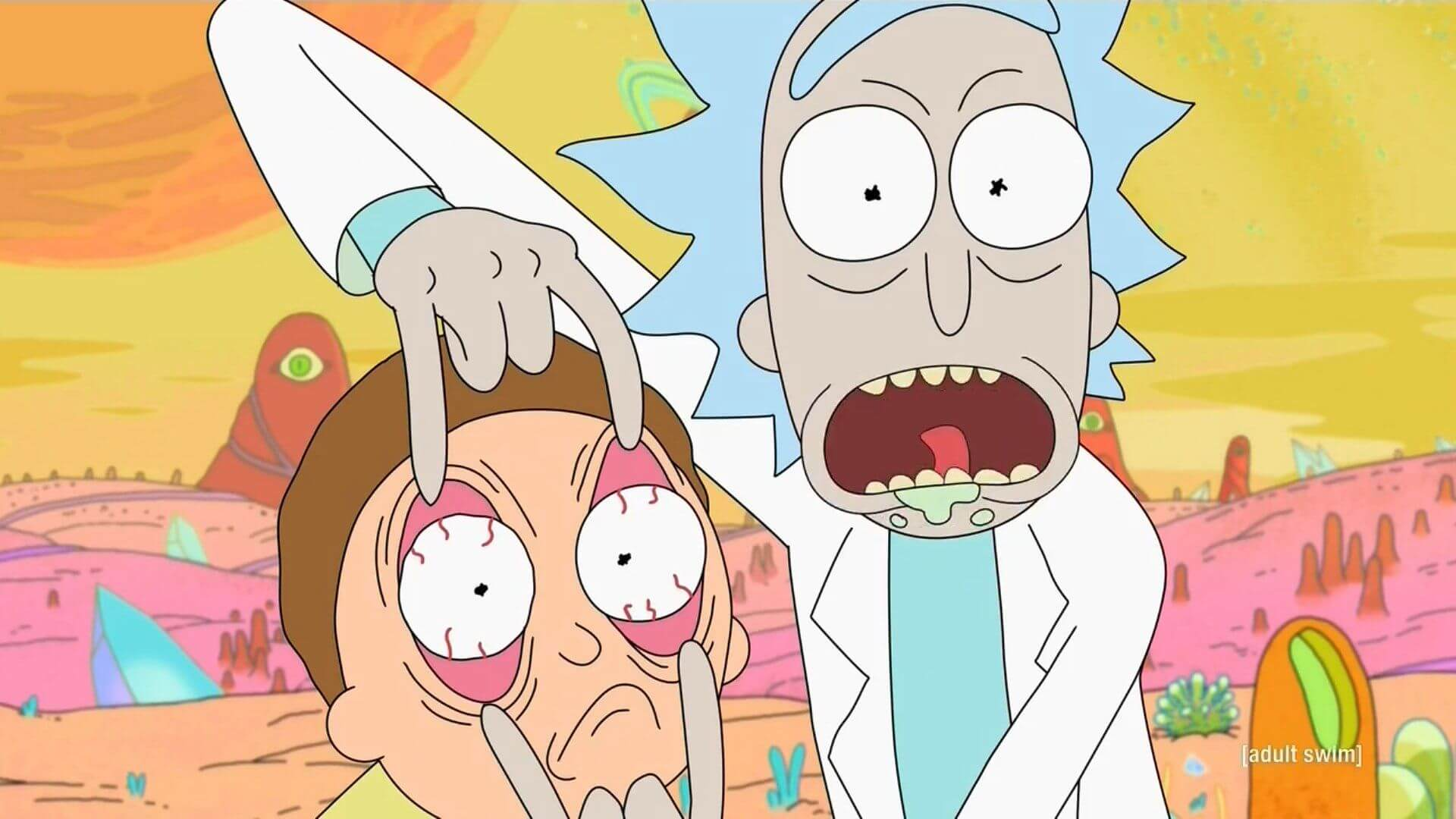 Rick and Morty Gets Green Light for 70 Episodes