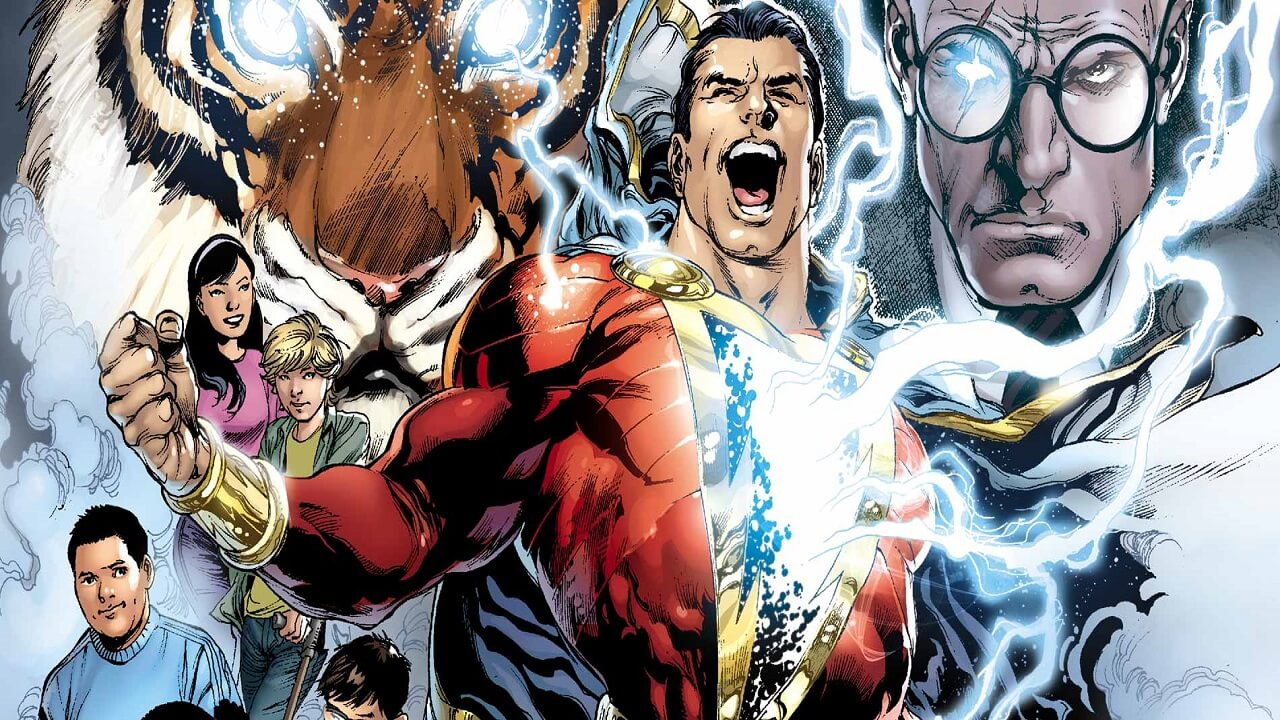 Zachary Levi Reveals First Look at Shazam
