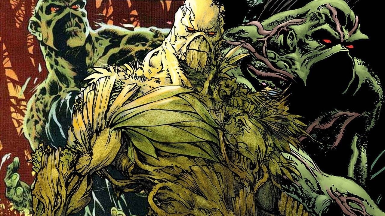 Swamp Thing series from 'Aquaman' director James Wan announced for DC Universe