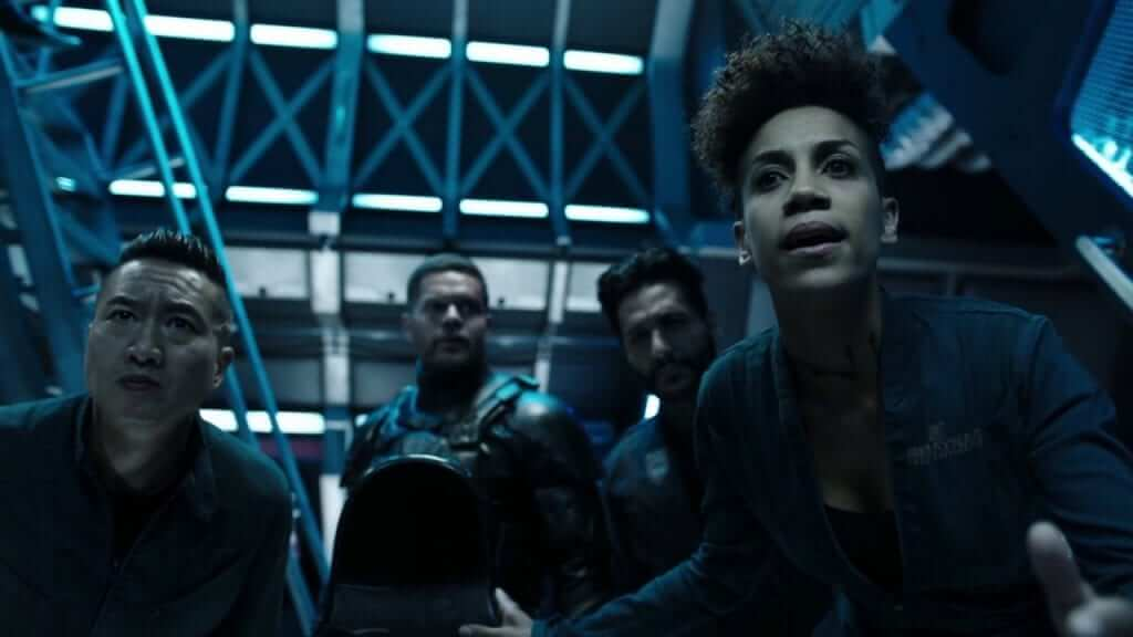 Amazon in Talks to Revive The Expanse Following its Cancellation on SyFy