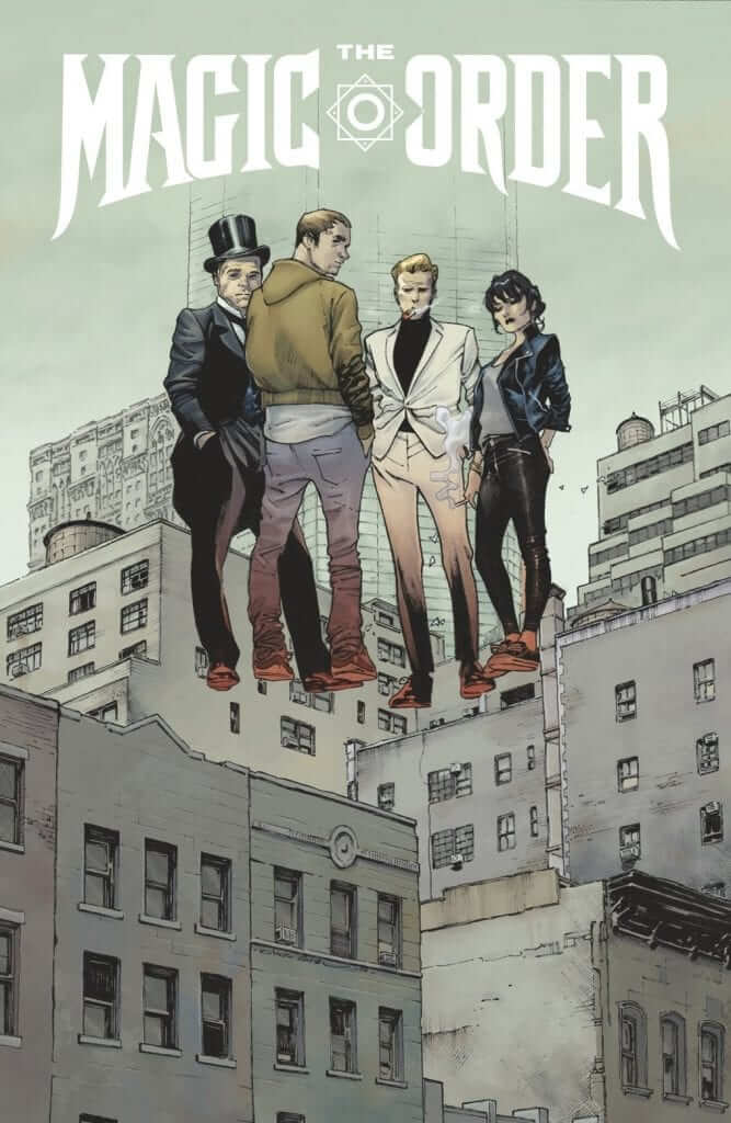 the magic order-cover-netflix-image comics