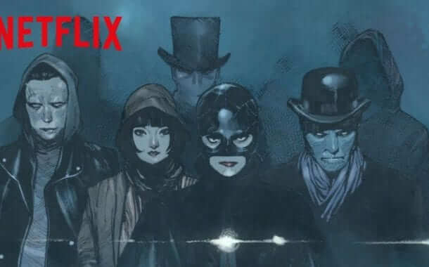 Netflix Releases a Trailer for Its First Comic Book Series