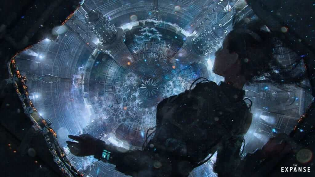 The Expanse Will Not Return to Syfy