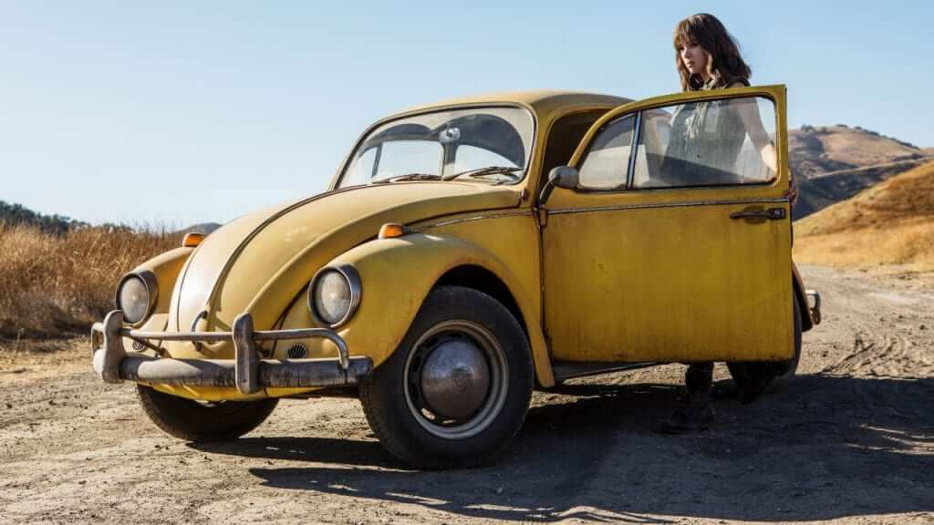New Bumblebee Trailer Takes Us Back to The 80s