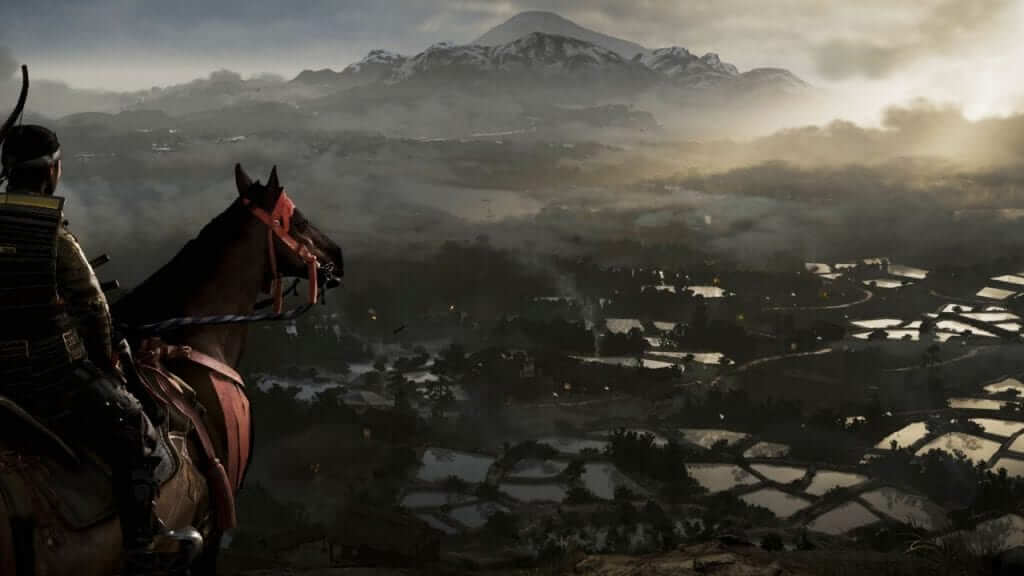 E3 2018: Ghost of Tsushima Trailer