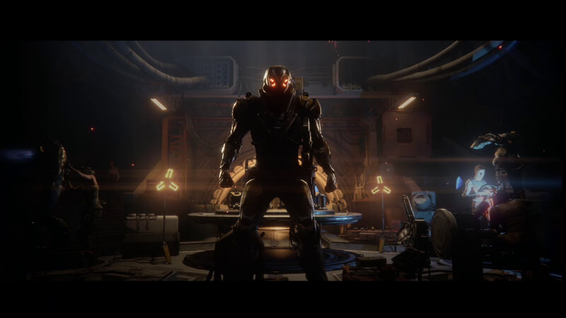 Anthem gets a new teaser trailer, full trailer coming on June 9th