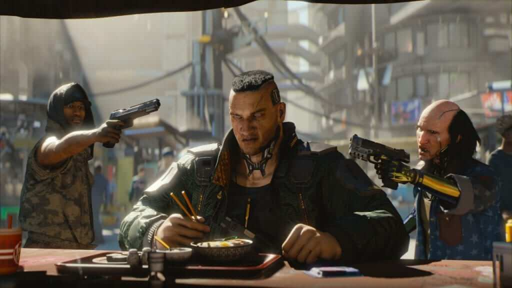 Gameplay Details for Cyberpunk 2077 Revealed at E3 2018