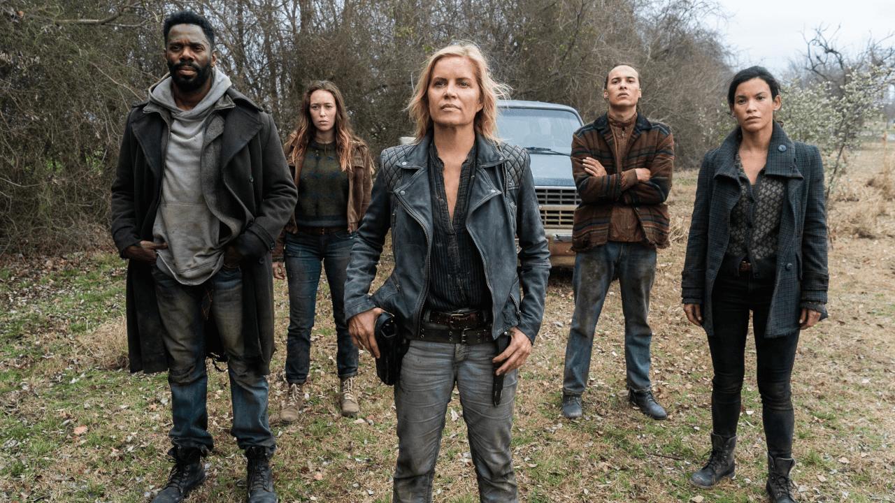 Fear the Walking Dead: