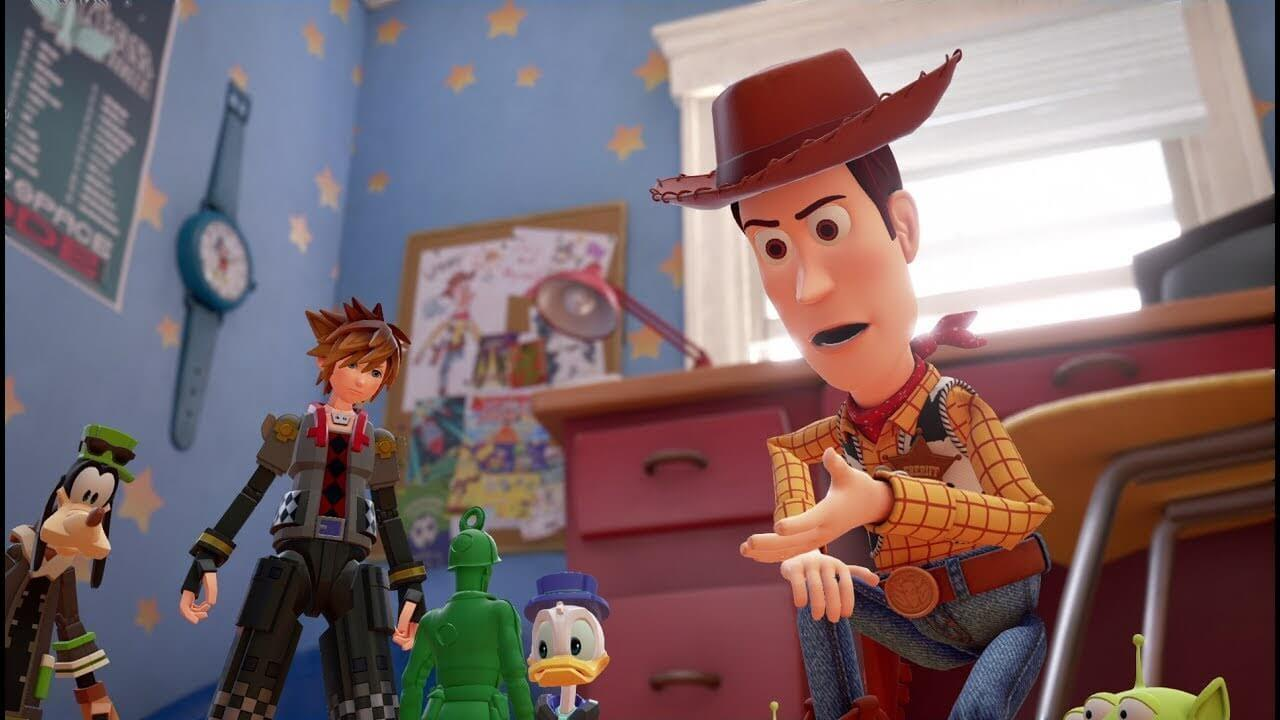 Kingdom Hearts III DLC Planned, but Don't Expect Season Pass
