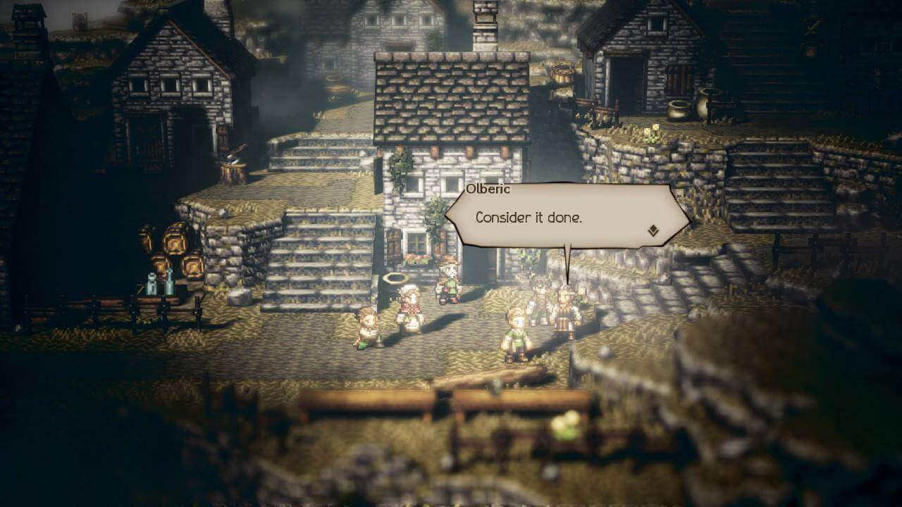 E3 2018 Octopath Traveler Trailer Revealed