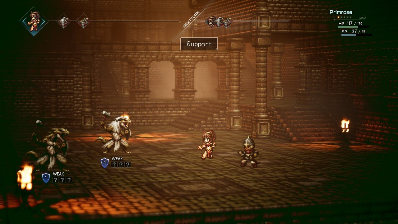 Octopath Traveler Prologue Demo Now Available on Nintendo Switch eShop