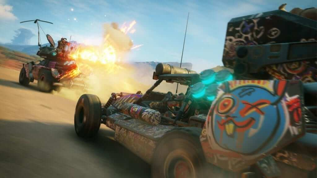 E3 2018: Rage 2 Gameplay Reveal