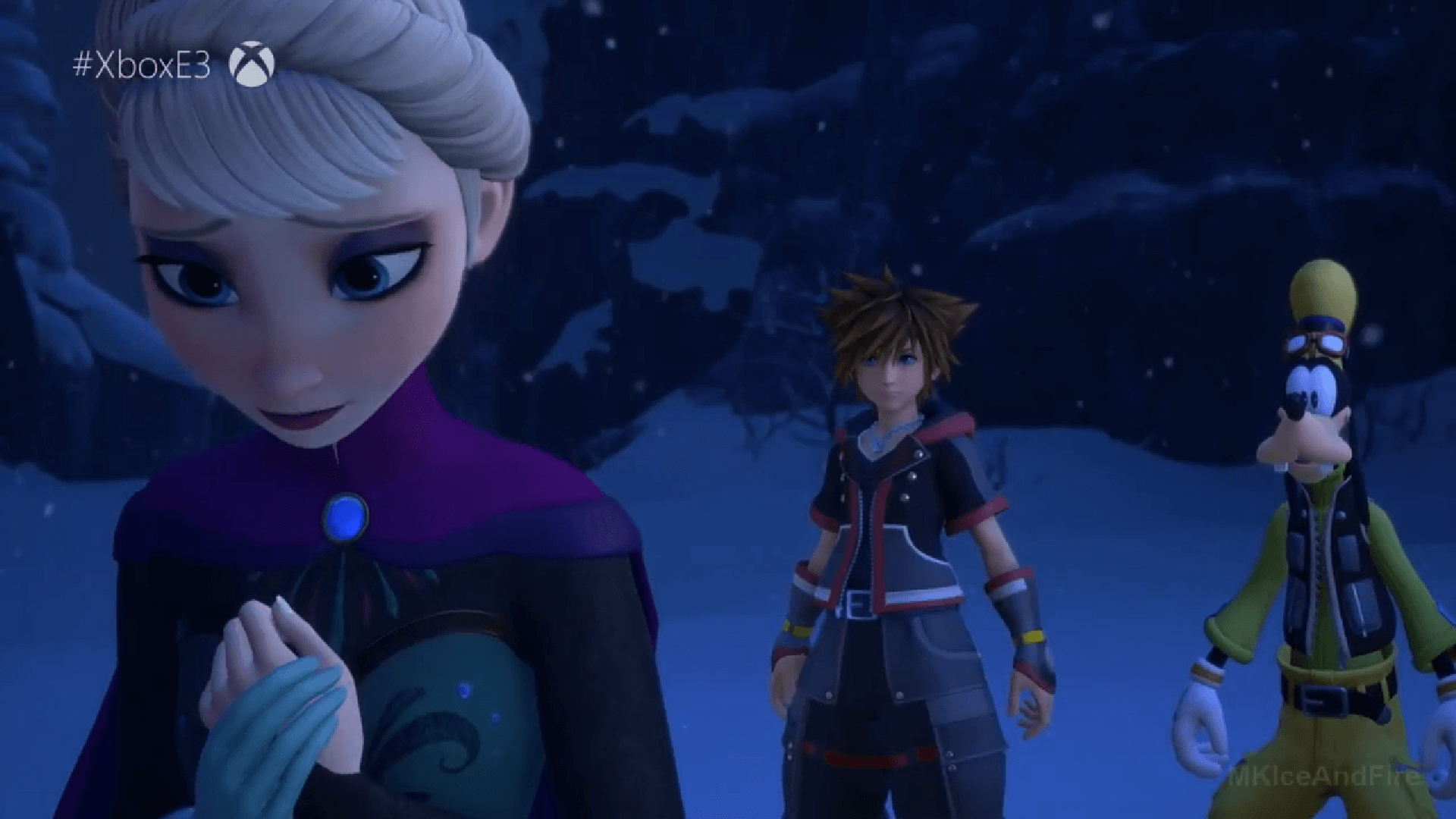 E3 2018: Kingdom Hearts 3 New Trailer Debut