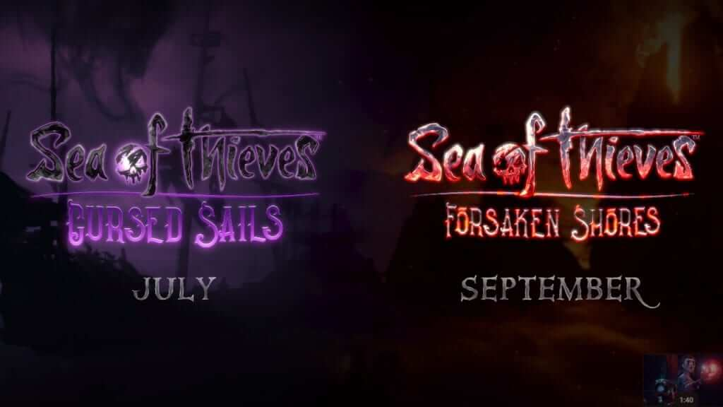 E3 2018: New Sea of Thieves Content Updates Announced