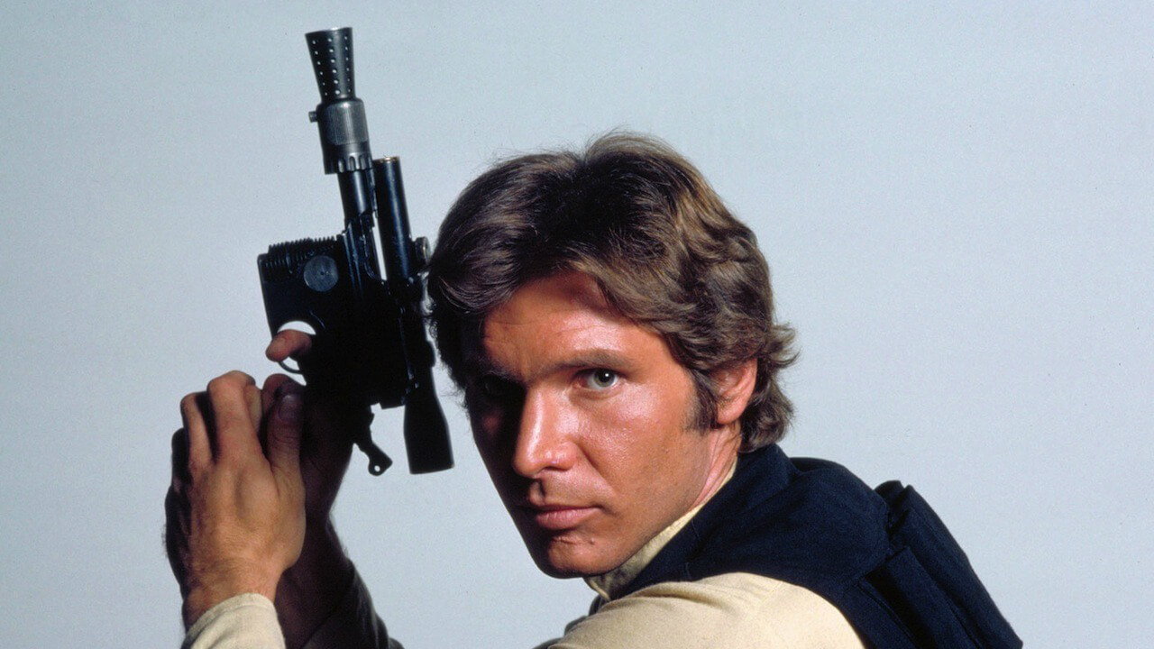 Han Solo's Blaster from Return of the Jedi Sold for $550,000 at Auction