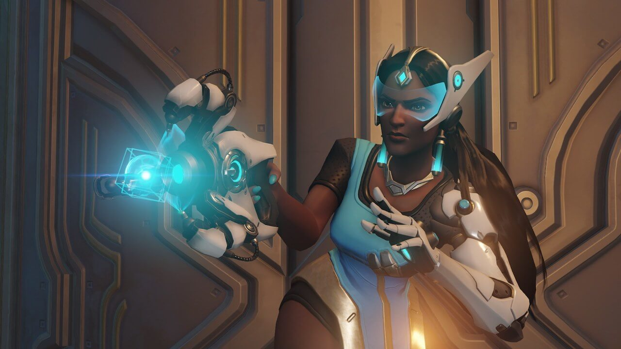 Symmetra Rework Finally Drops on the Overwatch PTR