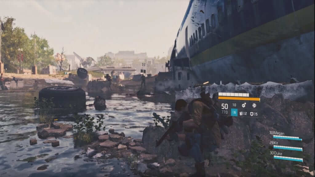 E3 2018: The Division 2 Gameplay Revealed at Xbox Conference