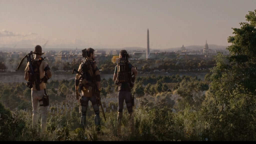 E3 2018: Ubisoft Reveals Details on The Division 2