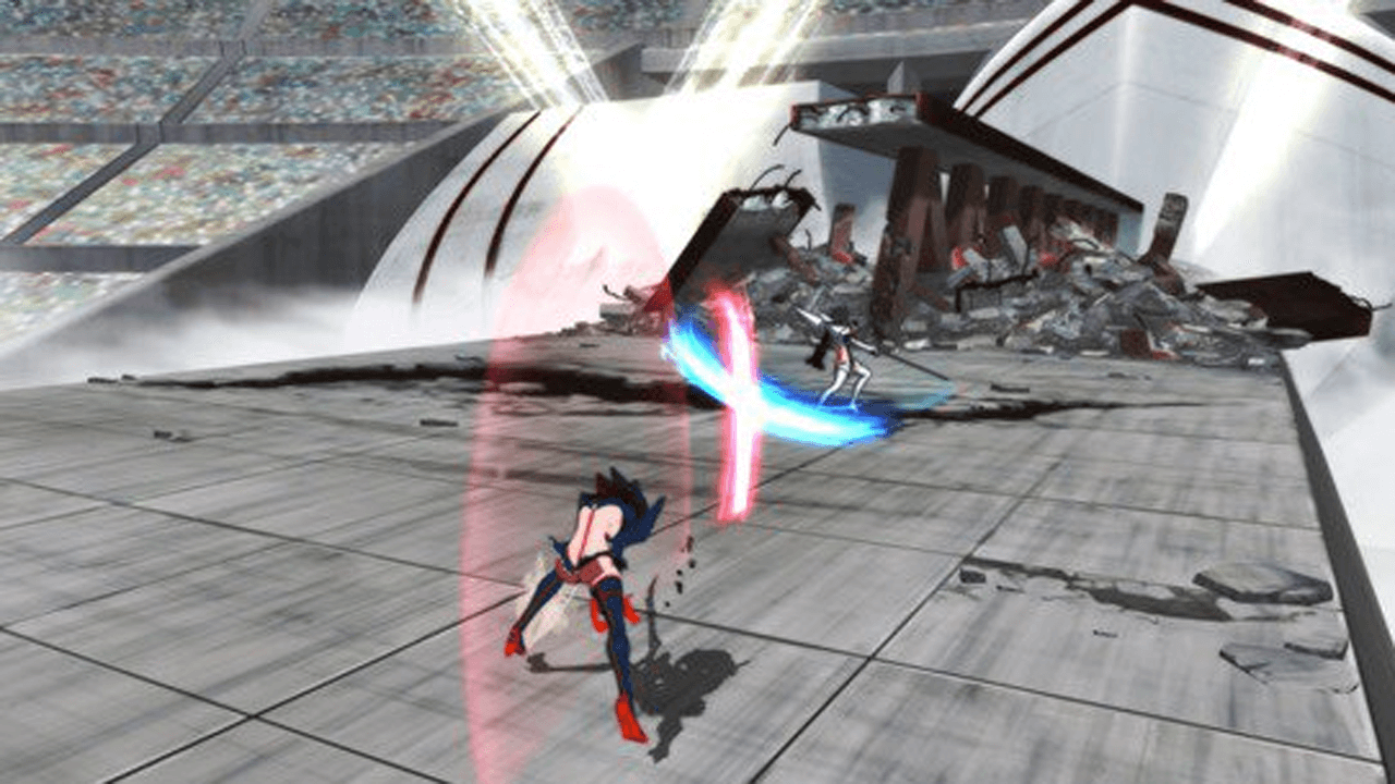 kill la kill the game if