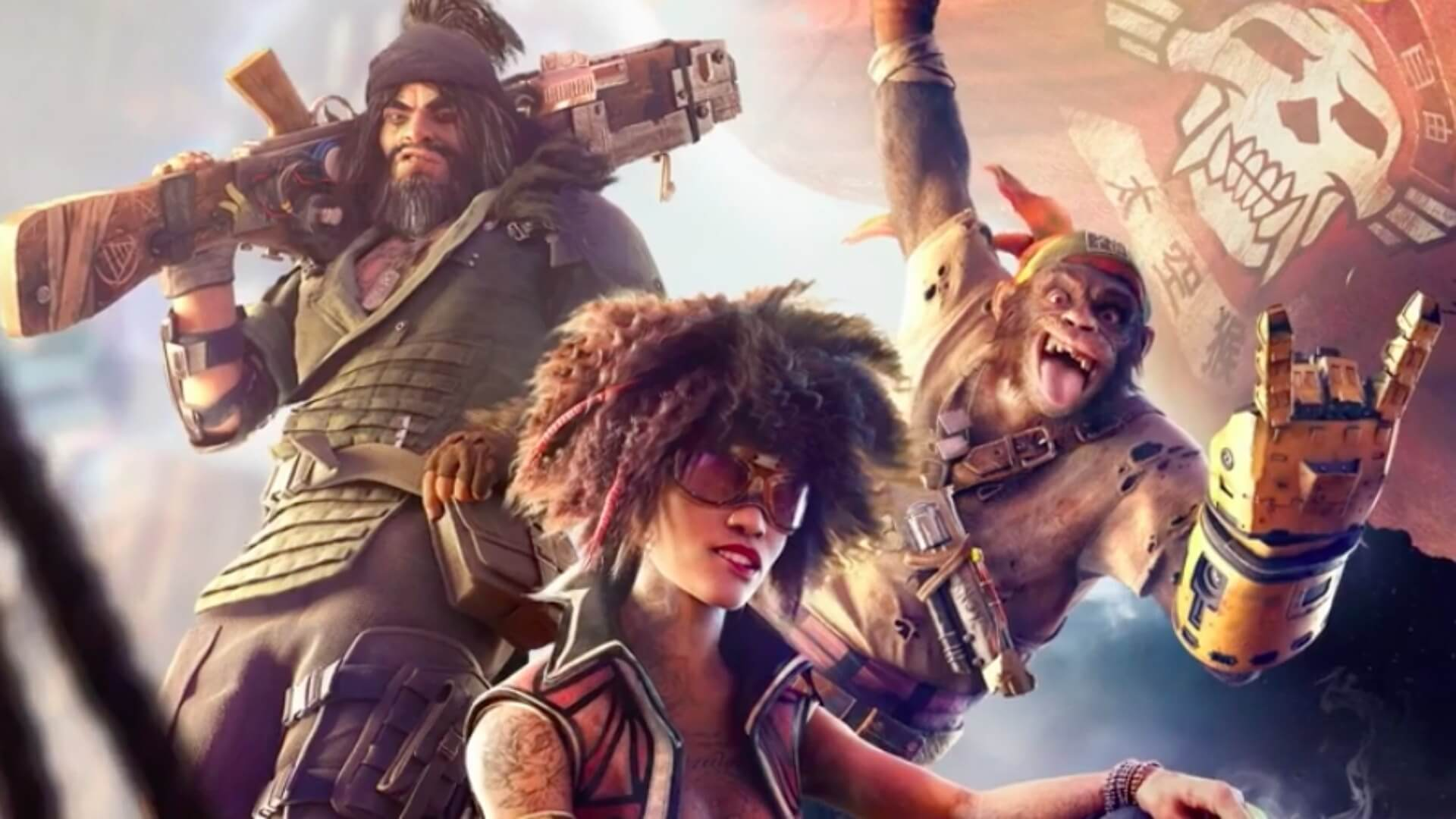 E3 2018: Beyond Good and Evil 2 is a Prequel and It Looks Amazing