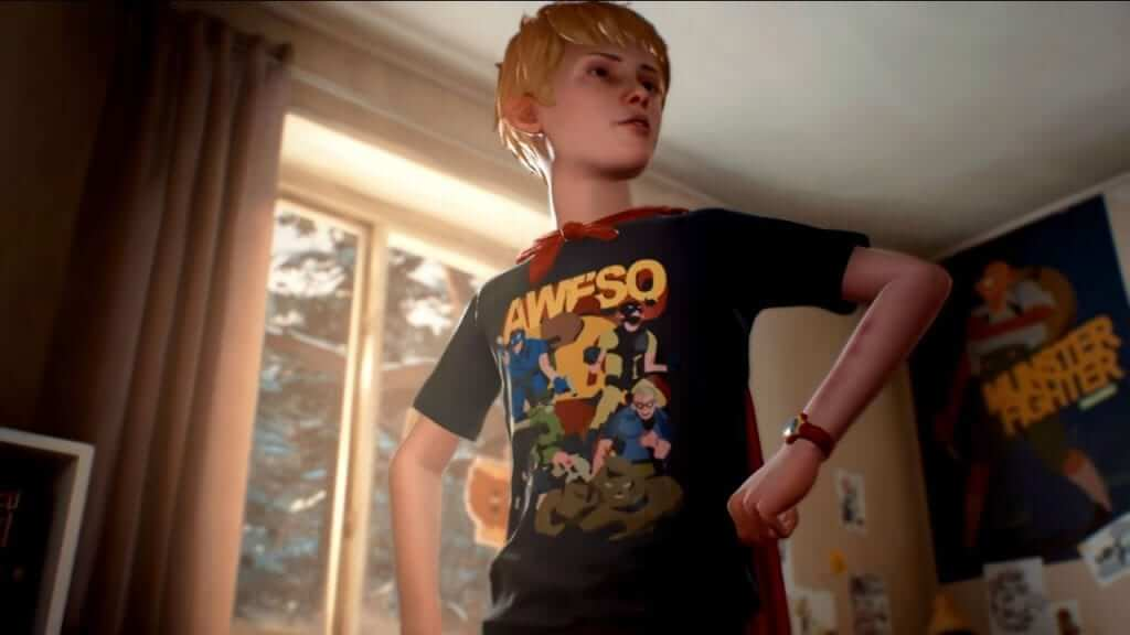 E3 2018: Life is Strange Developer to Release Free Title The Awesome Adventures of Captain Spirit