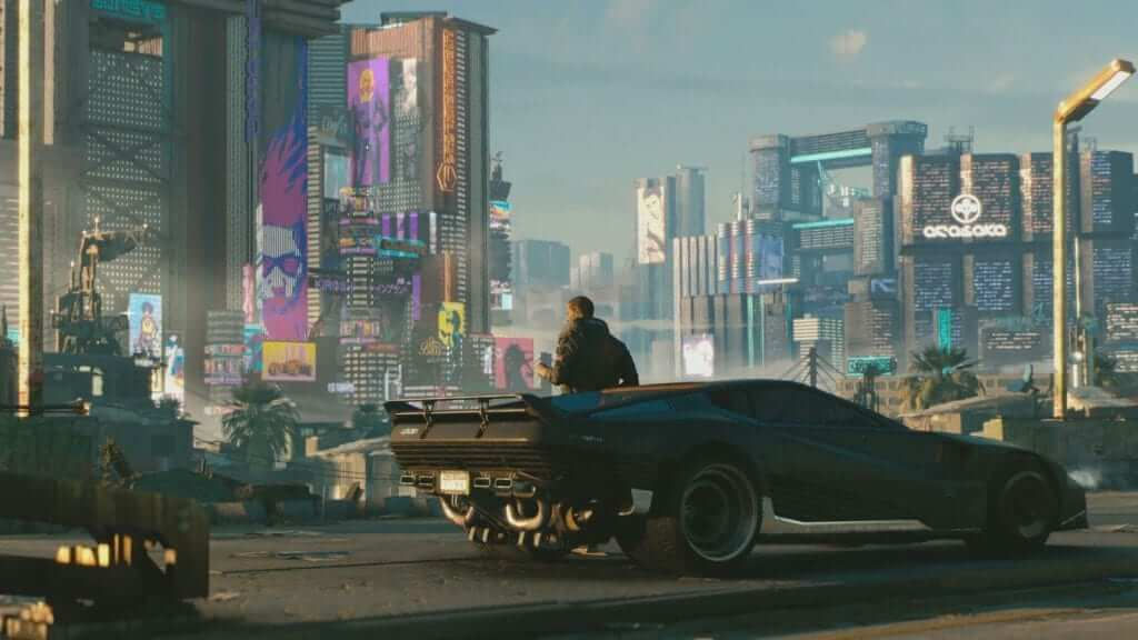 Massive Audio Leak from Cyberpunk 2077 E3 Behind-Closed-Doors Demo