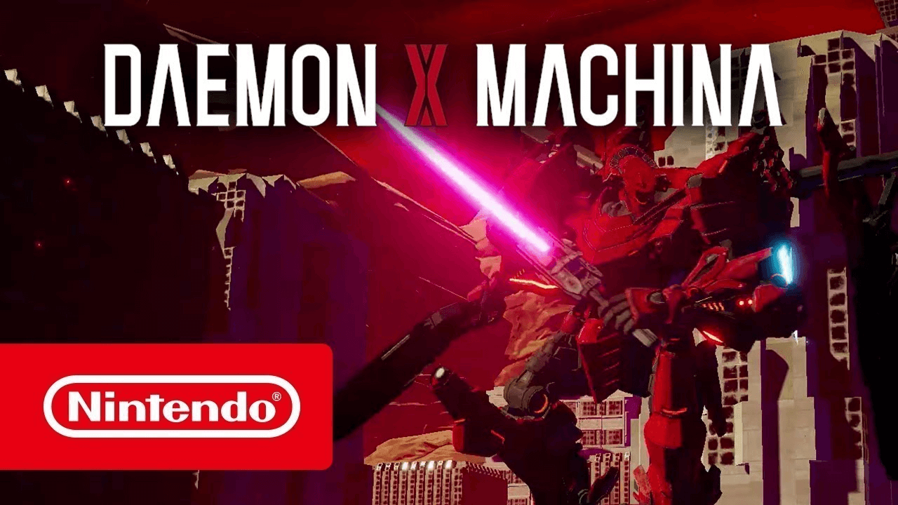 Videotime E3 2018 Daemon X Machina Saldra Para Nintendo Switch